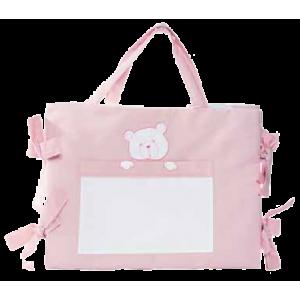 Nursery Bag with Teddy Bear