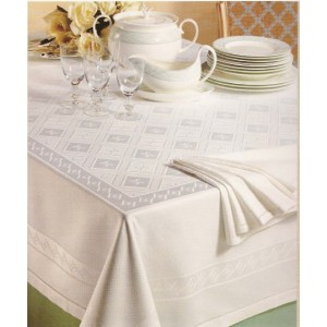 Tablecloth and Napkins 170x290 cm - Firenze